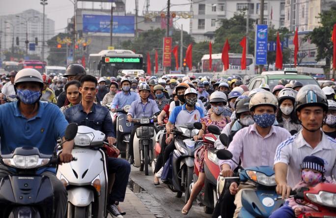 Dân số Hà Nội vượt 8 triệu người, TP HCM gần 9 triệu người - Ảnh 1.