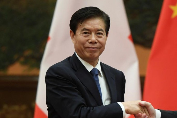 Mỹ bất an vì gương mặt mới trong nhóm đàm phán Trung Quốc - Ảnh 1.