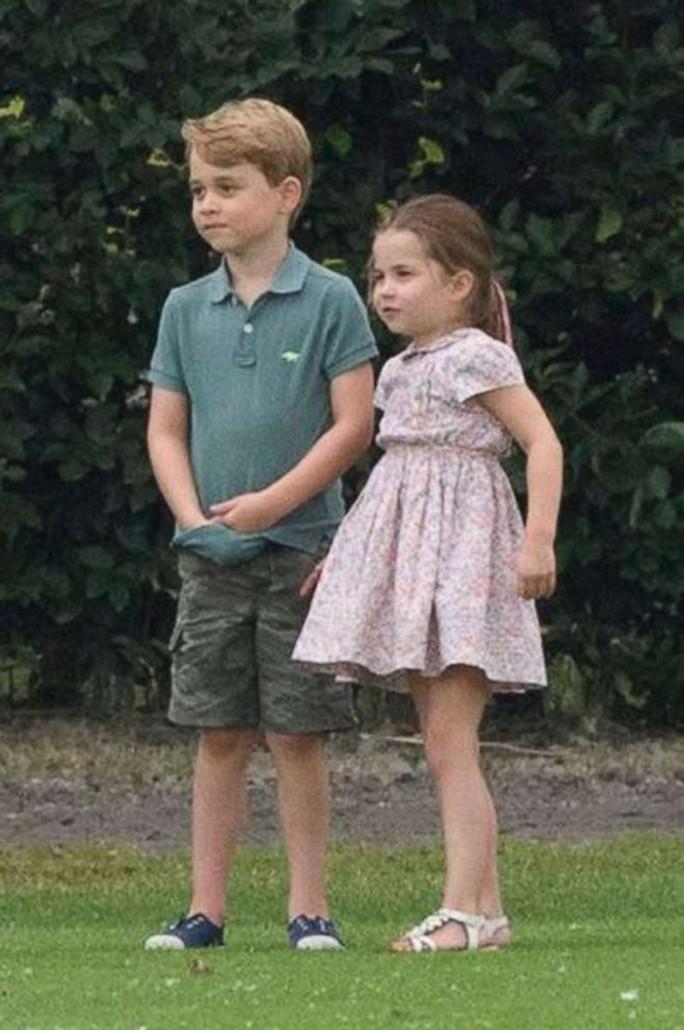 Hình ảnh đi chơi chung hiếm hoi của hai gia đình Hoàng tử Anh - Ảnh 9.