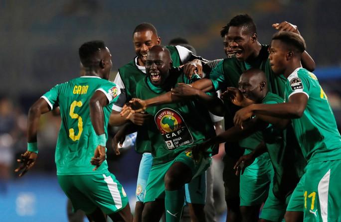 Sao Ngoại hạng Anh tỏa sáng, Senegal và Nigeria vào bán kết CAN 2019 - Ảnh 5.