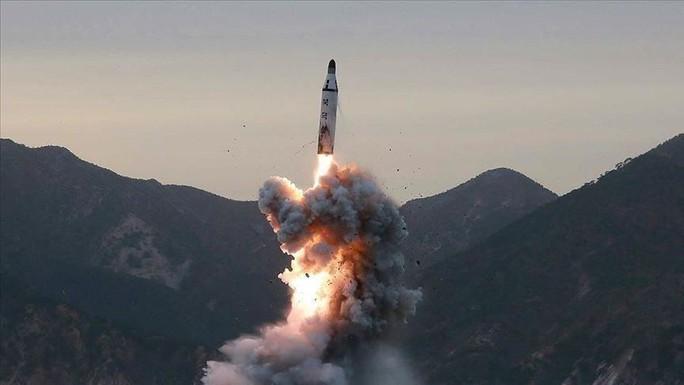 Mỹ muốn trao đổi với Triều Tiên - Ảnh 1.