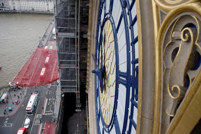 Đồng hồ Big Ben âm thầm đón sinh nhật lần thứ 160  - Ảnh 8.