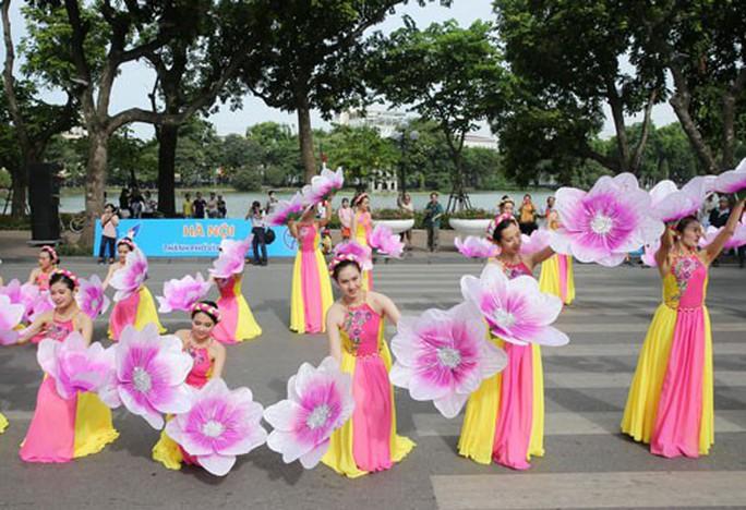 20 năm Hà Nội - Thành phố vì hòa bình - Ảnh 1.