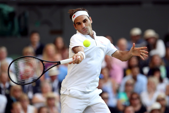 Roger Federer: Thật nhẹ nhõm khi vượt qua Nadal! - Ảnh 5.