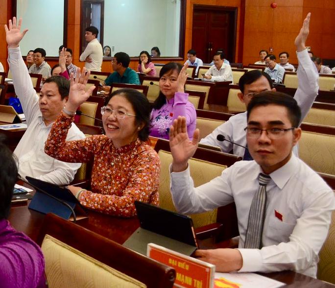 HĐND TP HCM sẽ ưu tiên tổ chức các kỳ họp bất thường về Thủ Thiêm - Ảnh 2.