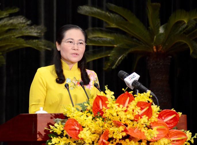 HĐND TP HCM sẽ ưu tiên tổ chức các kỳ họp bất thường về Thủ Thiêm - Ảnh 1.