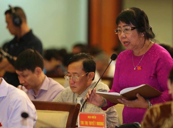 Bà Nguyễn Thị Quyết Tâm: Chính quyền phải làm việc đau lòng là tháo nhà dân - Ảnh 1.