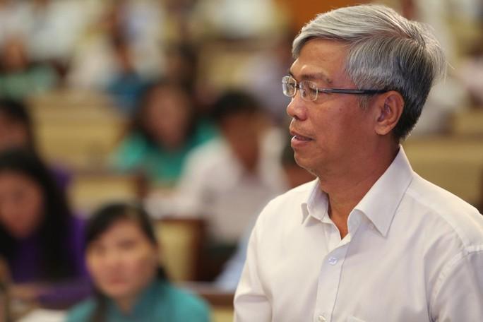 Bà Nguyễn Thị Quyết Tâm: Chính quyền phải làm việc đau lòng là tháo nhà dân - Ảnh 3.