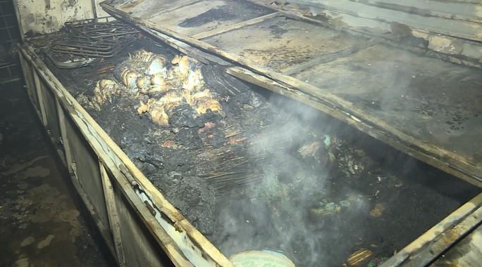 Hình ảnh 45 ki ốt cháy thành tro, tiểu thương điêu đứng - Ảnh 6.