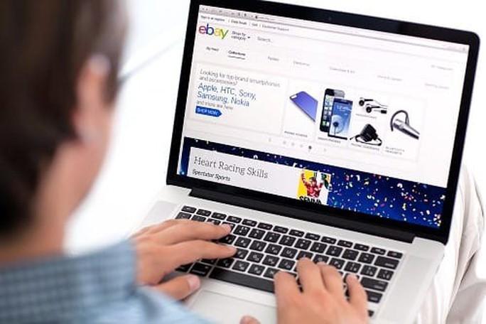 Đàn ông Việt mua sắm online ngày càng nhiều - Ảnh 1.