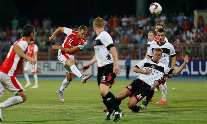Bị cấm thi đấu 10 năm, CLB Skenderbeu dọa kiện UEFA ra tòa Thụy Sĩ - Ảnh 1.