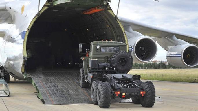 Vừa nhận S-400, Thổ Nhĩ Kỳ kêu gọi Mỹ đừng trừng phạt - Ảnh 2.