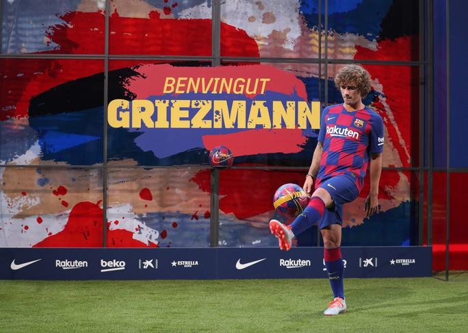 Griezmann hào hứng và hạnh phúc khi sánh vai cùng Messi - Ảnh 4.