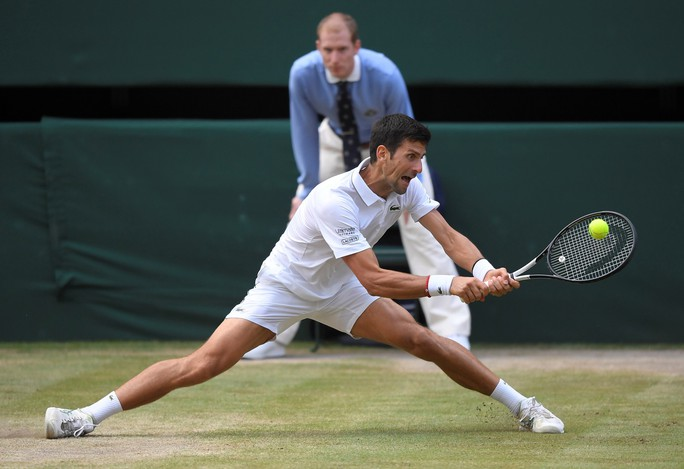 Djokovic có Grand Slam thứ 16 sau trận chung kết trong mơ - Ảnh 3.
