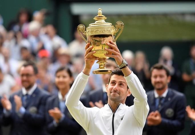 Djokovic có Grand Slam thứ 16 sau trận chung kết trong mơ - Ảnh 7.