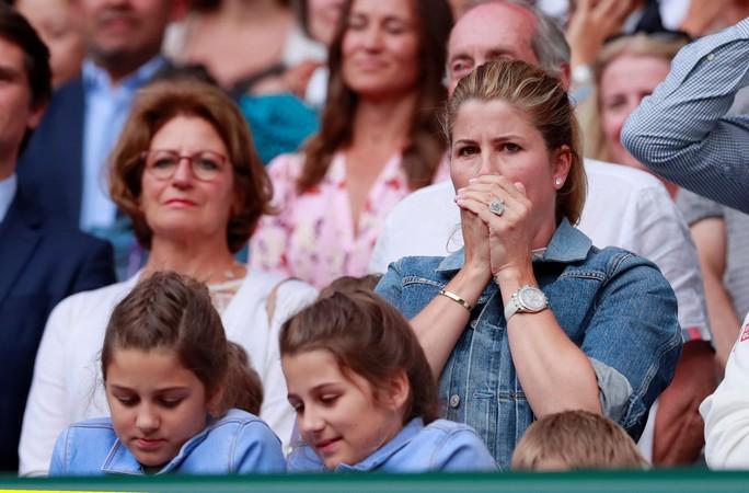 Roger Federer xin đừng buồn! Anh là nhà vô địch trong lòng NHM - Ảnh 1.