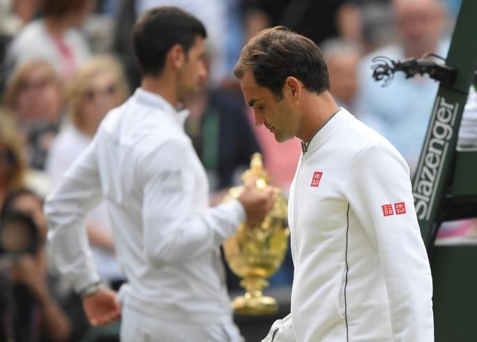 Roger Federer xin đừng buồn! Anh là nhà vô địch trong lòng NHM - Ảnh 4.
