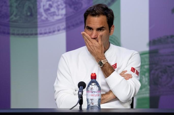 Roger Federer xin đừng buồn! Anh là nhà vô địch trong lòng NHM - Ảnh 3.