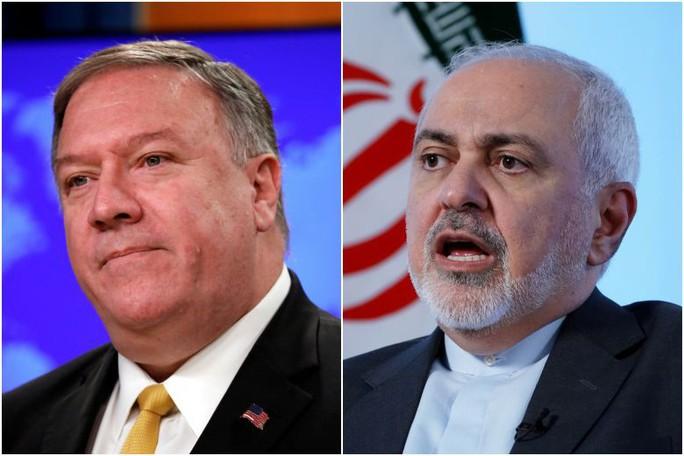 Ngoại trưởng Iran đến Mỹ nhưng bị hạn chế đi lại - Ảnh 1.
