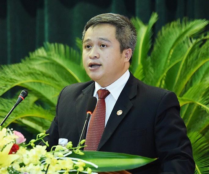 Hà Tĩnh có tân chủ tịch UBND tỉnh 43 tuổi - Ảnh 1.