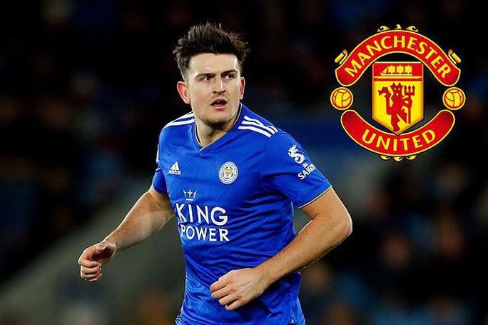 Phá két 80 triệu bảng, Quỷ đỏ sở hữu trung vệ Harry Maguire - Ảnh 5.