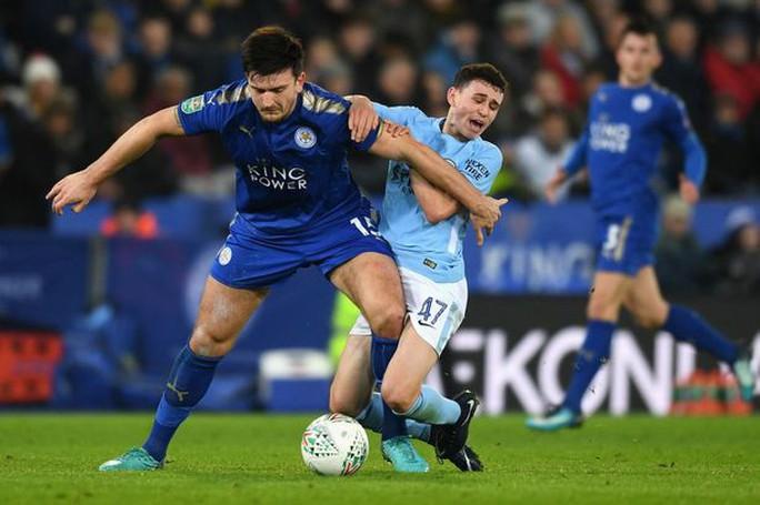 Phá két 80 triệu bảng, Quỷ đỏ sở hữu trung vệ Harry Maguire - Ảnh 3.