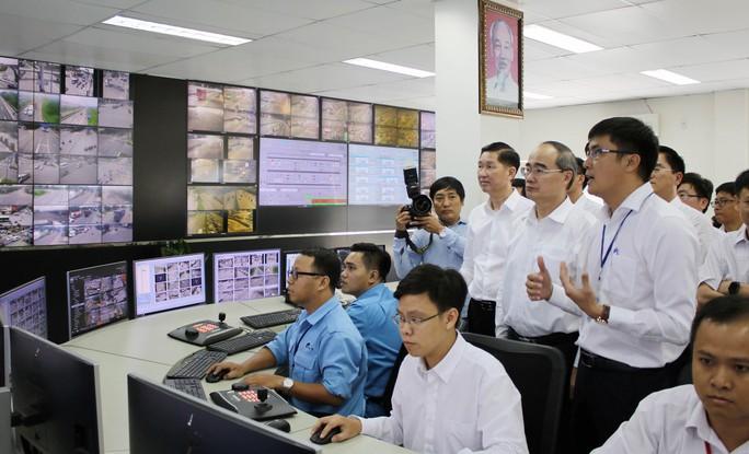 TP HCM: Khoảng 7 km lại có 1 camera giám sát - Ảnh 3.