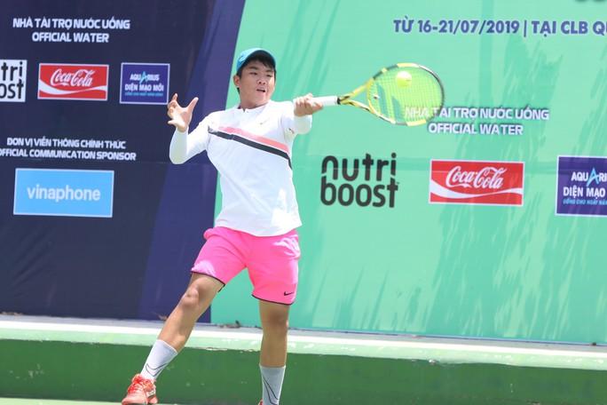 Tài năng trẻ Việt Nam tỏa sáng ngày khai mạc ITF World Tennis Tour Juniors 2019 - Ảnh 1.