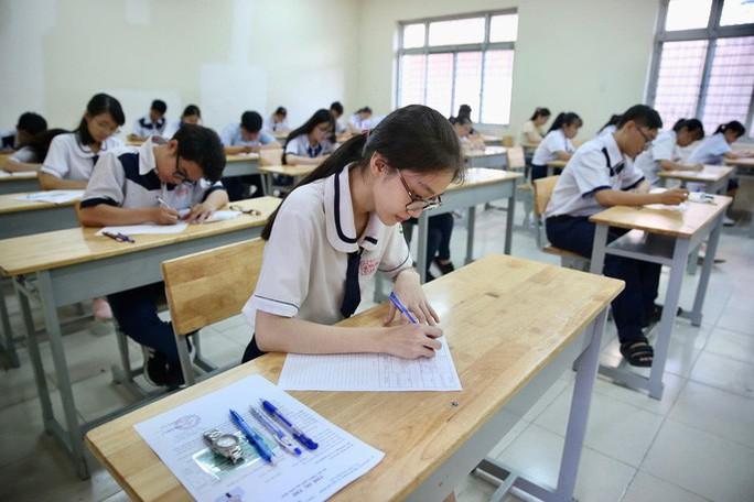 Một trường ở Quảng Ngãi không có học sinh đỗ tốt nghiệp - Ảnh 1.