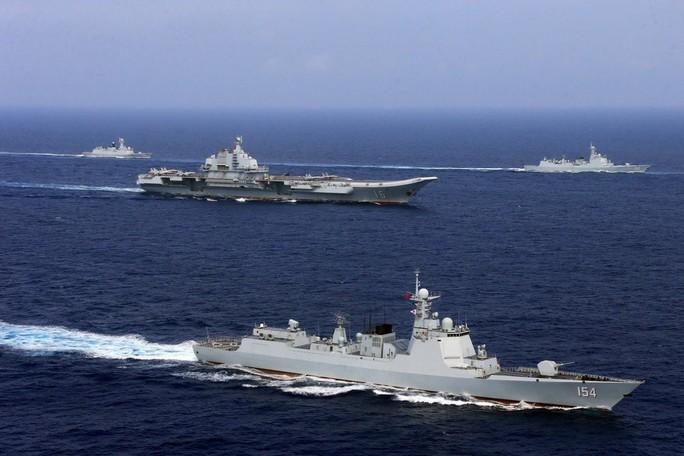 Pháo Trung Quốc đưa ra biển Đông, 3 tháng đã hỏng vì rỉ sét - Ảnh 1.