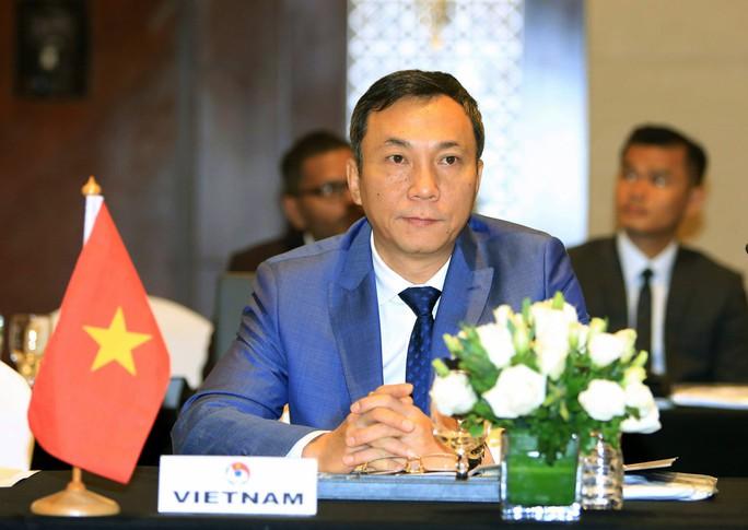 Ông Trần Quốc Tuấn làm Chủ tịch Ủy ban thi đấu AFC - Ảnh 1.