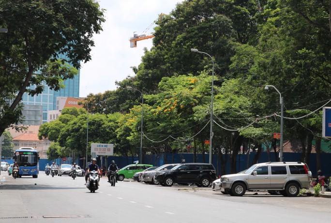 Đề xuất chi 250 tỉ đồng gắn 34 cổng thu phí ôtô vào trung tâm TP HCM - Ảnh 2.