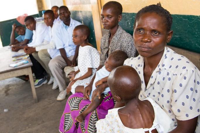 Nạn đói đe dọa hơn 800 triệu dân - Ảnh 1.