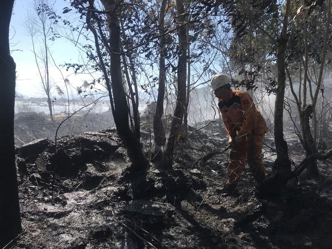 Cháy lớn trên bán đảo Sơn Trà, hơn 8 hecta rừng bị thiêu rụi - Ảnh 3.