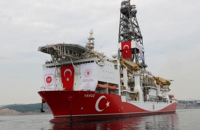 """Thổ Nhĩ Kỳ hứng đòn trừng phạt của EU vì """"cơn khát dầu khí"""" - Ảnh 1."""