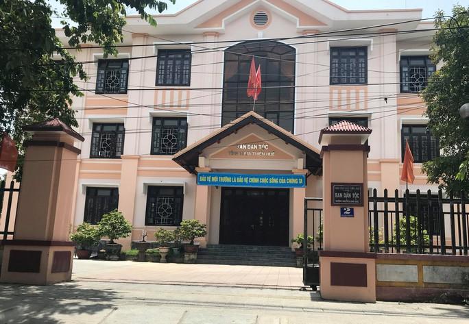 Một đơn vị cấp sở ở Thừa Thiên - Huế có lãnh đạo nhiều hơn nhân viên - Ảnh 1.
