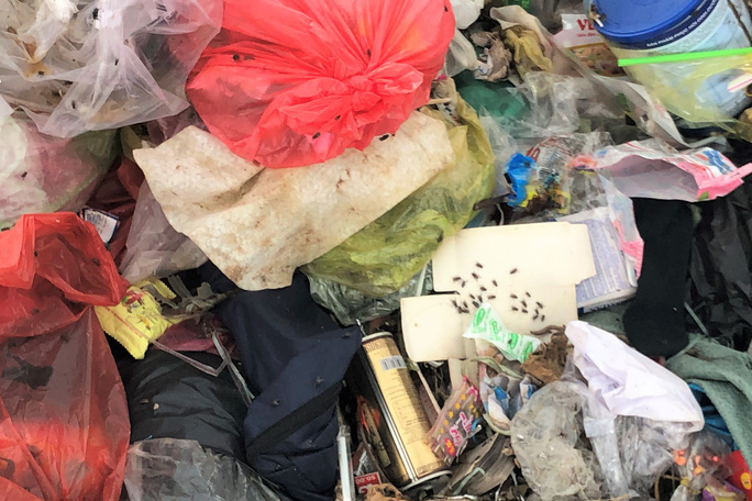 Dân bức xúc vì bãi rác nằm án ngữ cửa ngõ vào TP Bạc Liêu - Ảnh 8.
