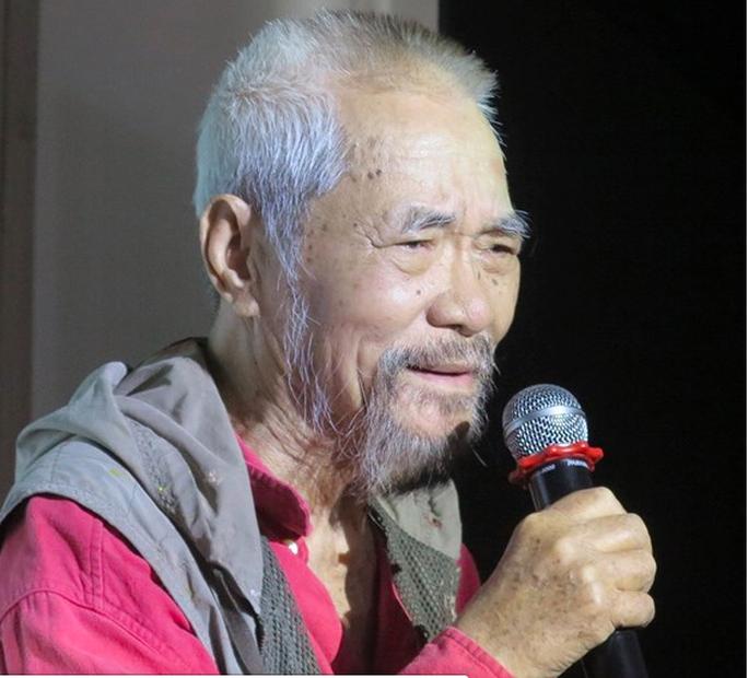Nhà thơ Phan Vũ - nhạc sĩ Phú Quang và Em ơi, Hà Nội phố - Ảnh 1.