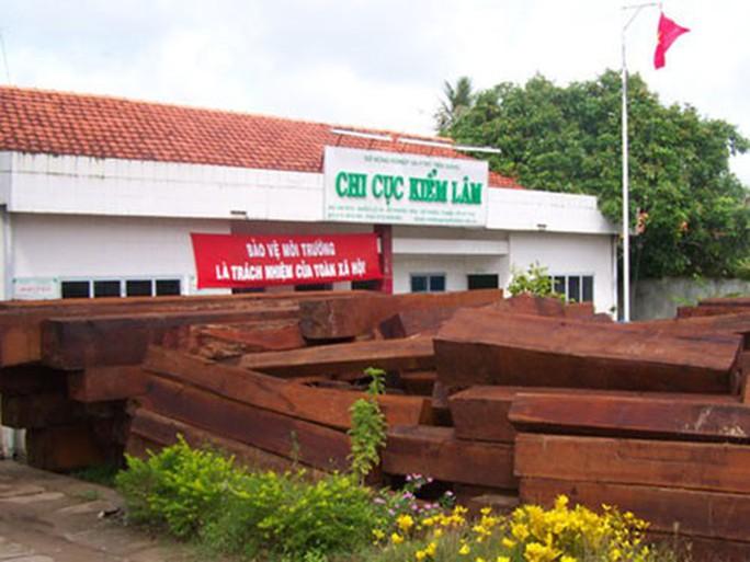 VKSND Tối cao điều tra 4 vụ giải cứu gỗ lậu ở Tiền Giang - Ảnh 1.