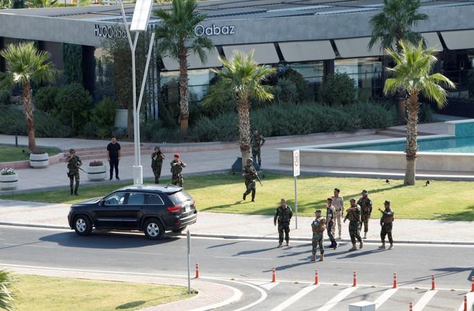 Nổ súng ở Iraq, nhà ngoại giao Thổ Nhĩ Kỳ thiệt mạng - Ảnh 2.