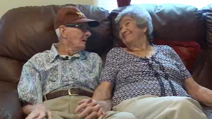 Chuyện tình đẹp lạ lùng: Sống chung 71 năm, mất cùng ngày - Ảnh 3.