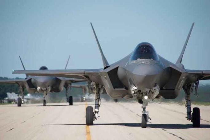 Mỹ loại Thổ Nhĩ Kỳ khỏi chương trình F-35 - Ảnh 1.