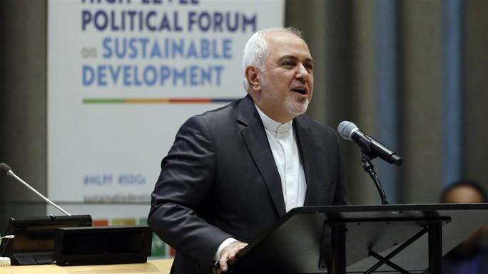 Iran tố Mỹ nhắm vào dân thường, gây khủng bố kinh tế - Ảnh 1.