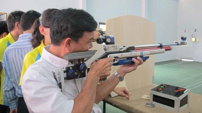 Cựu Phó Tư lệnh làm Chủ tịch Liên đoàn Bắn súng - Ảnh 4.