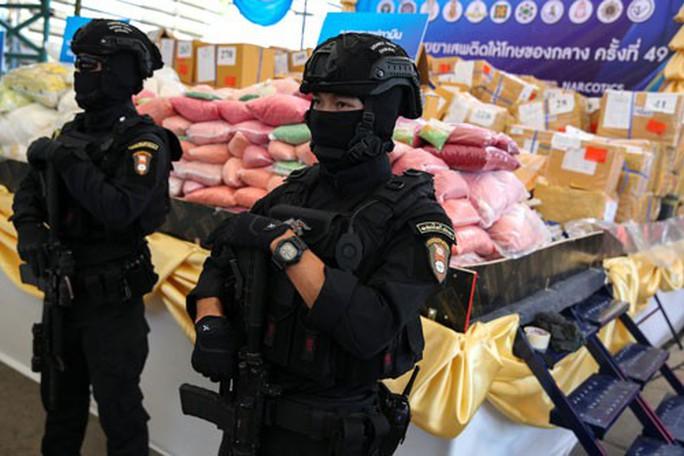 Châu Á - Thái Bình Dương: Thị trường ma túy đá lớn nhất thế giới - Ảnh 1.