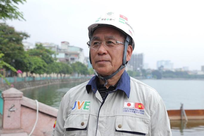 Chuyên gia Nhật: Công ty thoát nước chưa hiểu về công nghệ và phát ngôn chưa chính xác - Ảnh 2.