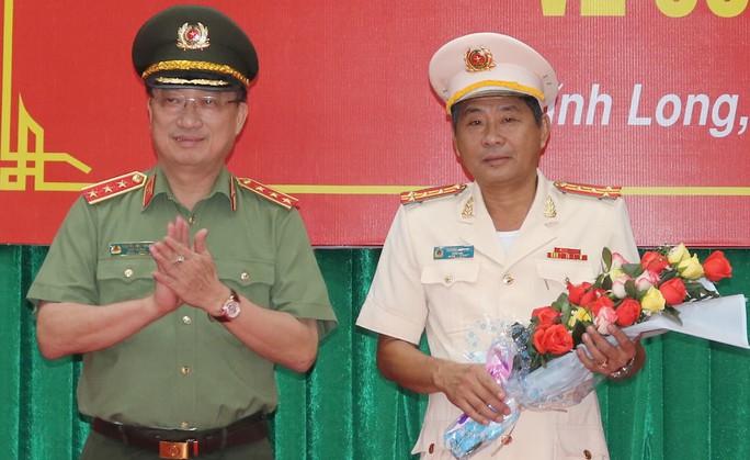 Bộ Công an điều động, bổ nhiệm Giám đốc Công an tỉnh Đồng Tháp, Vĩnh Long - Ảnh 2.
