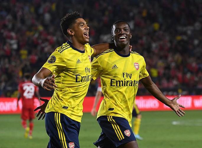 Pháo Arsenal gầm vang, hạ Bayern Munich ở Champions Cup - Ảnh 6.