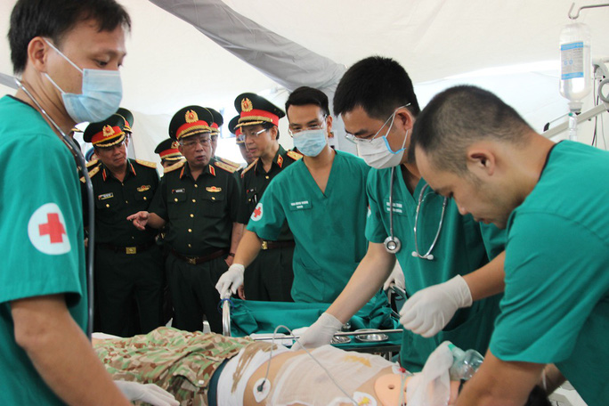 Sĩ quan Việt Nam được mời vào nhiều vị trí cao của lực lượng mũ nồi xanh LHQ - Ảnh 4.