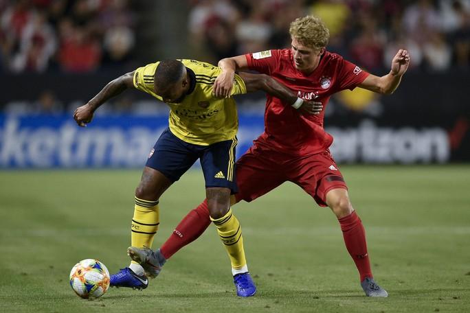 Pháo Arsenal gầm vang, hạ Bayern Munich ở Champions Cup - Ảnh 3.